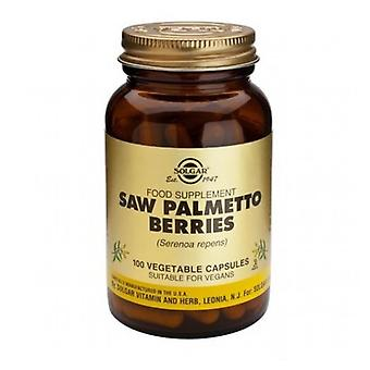 Solgar Saw Palmetto Berries Vegicaps 100 (4023)