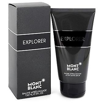 Montblanc Explorer na Shave Balm door Mont Blanc 150 ml