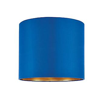 Boutique-zwölf Zoll Midnight Blue Silk Schatten - Interiors 1900 67941