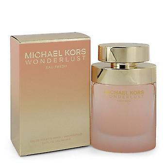 Michael Kors Wonderlust Eau Fresh Eau De Toilette Spray Von Michael Kors 100 ml