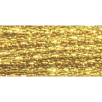 DMC-Metallic Embroidery Floss 100 Gramm Cone Gold 5317 5282