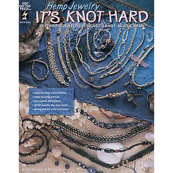 Hot Off The Press Hemp Jewelry It's Knot Hard Hf 2158