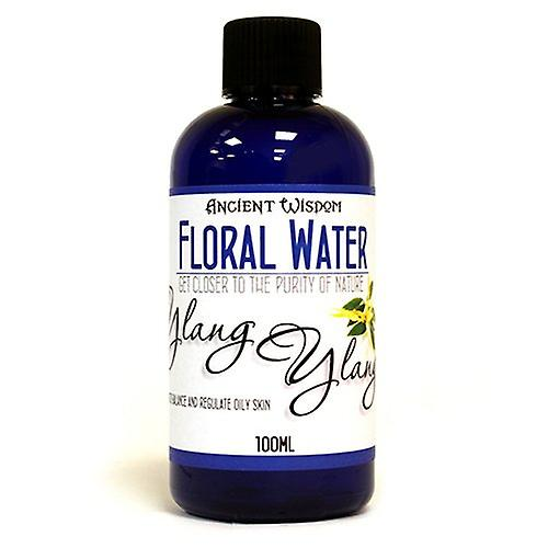 Ylang Ylang Floral Water Natural Skin Toner 100ml