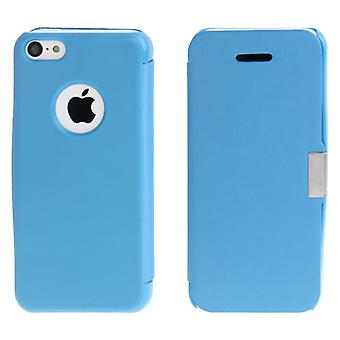 Cell phone case for mobile phone Apple iPhone 5 c blue