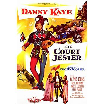 Court Jester Movie Poster Print (27 x 40)