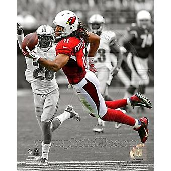 Larry Fitzgerald 2013 Spotlight Action Sports Photo