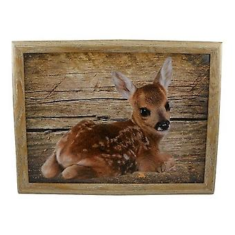 Laptop lap cushion or pillow Bambi