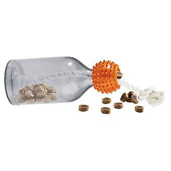 Hunter legetøj Snack flaske Medium 21cm (pakke med 3)