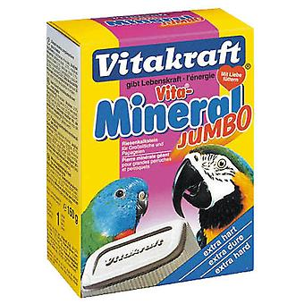 Vitakraft Parrot Mineral Stone 160g (Pack of 6)