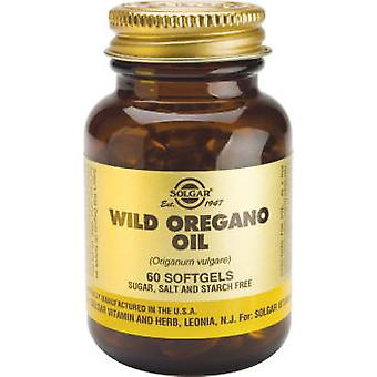 Solgar Wild Oregano Oil (Origanum V.) 60Pearls (Vitamins & supplements , Vegetable oils)