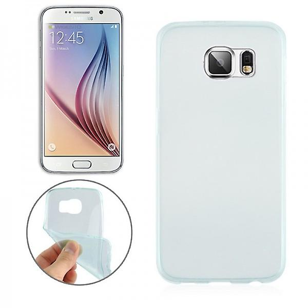 Silikoncase Green 0.3 mm ultra thin case for Samsung Galaxy S6 G920 G920F