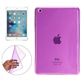 Protective cover silicone glossy series pink case for Apple iPad Pro 12.9 inch