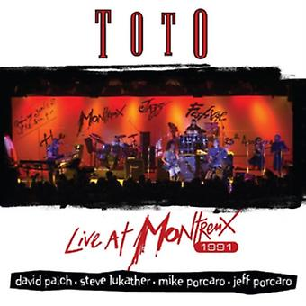 Live At Montreux / 1991 by Toto