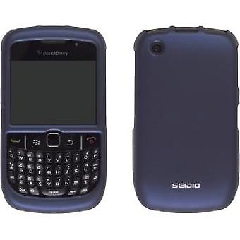 Seidio Innocase I Surface Case for BlackBerry 8520, 8530, 9300, 9330 - Blue