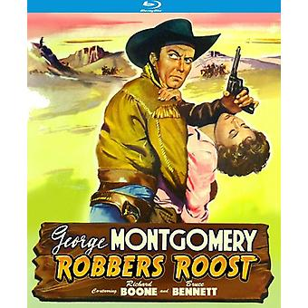 Robbers' Roost [Blu-ray] USA import