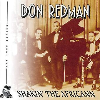 Don Redman - Shakin' Africann [CD] USA Importer