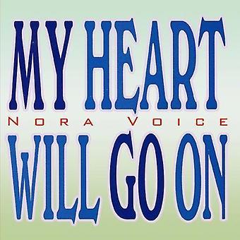 Nora Voice - My Heart Will Go auf [CD] USA import