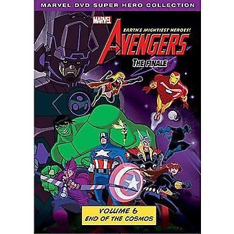 Importazione USA Vendicatori Terre Mightiest Heroes vol. 6 [DVD]
