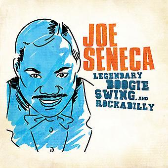 Joe Seneca - legendäre Swing Boogie & Rockabilly [CD] USA import