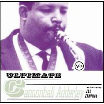 Cannonball Adderley - ultimative Cannonball Adderley [CD] USA importerer