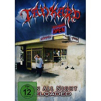 Tankard - Open All Night-Reloaded [DVD] USA import
