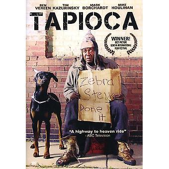 Tapioka [DVD] USA importerer