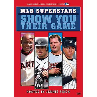 Import USA MLB Superstars pokazać Ci ich gra [DVD]