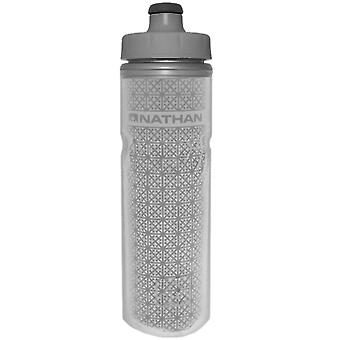 Nathan Fire & Ice Bottle 600ml Trinkflasche 4420NC Grey
