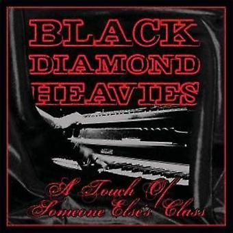 Sorte diamant Heavies - Touch af nogle en andens klasse [Vinyl] USA import