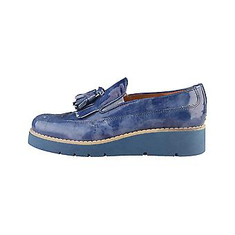 Ana Lublin Women Moccasins Blue