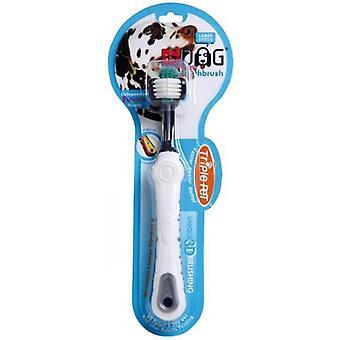 Toothbrush Large Breeds EzDog Triplepet
