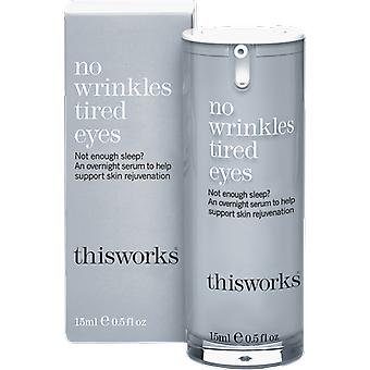 This Works No Wrinkles Tired Eyes