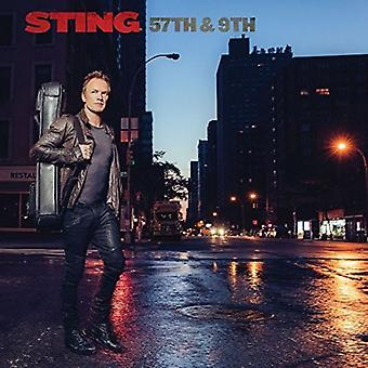 STING - 57th & 9 [CD] USA import