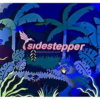 Sidestepper - overnaturlige kærlighed [CD] USA importerer