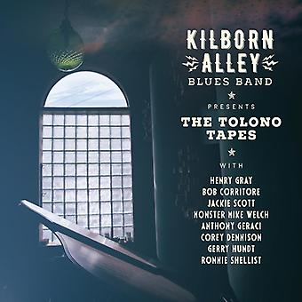 Alley, Kilborn Blues Band - Tolono Tapes [CD] USA import