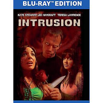 Indtrængen [Blu-ray] USA importerer