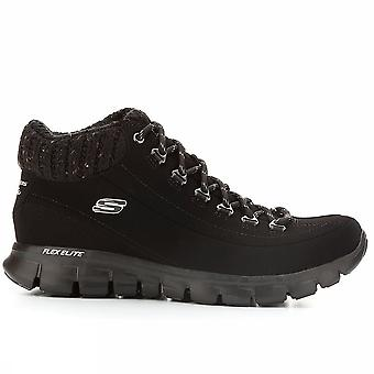 Skechers Sinergy winter nights 12122 BBK ladies Moda shoes