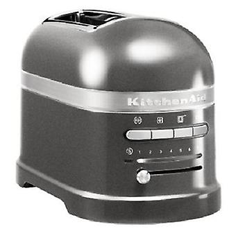 Kitchen Aid 5kmt2204ems 2 slot toaster silver