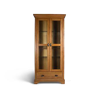 Direct Home Living Toulouse Oak Display Case