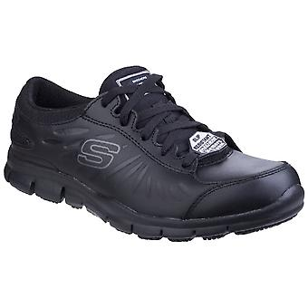 Skechers Eldred antidérapante travail Womens Shoes