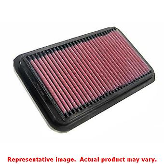 K & N Drop-In High-Flow Air Filter 33-2826 Fits: UNIVERSAL 0 - 0 niet toepassing S
