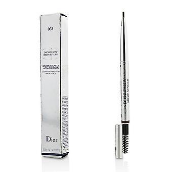 Christian Dior Diorshow Brow Styler Ultra Fine Precision Brow Pencil - # 003 Auburn - 0.09g/0.003oz