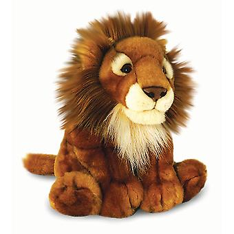 Keel African Lion Soft Toy 30cm - SW3615