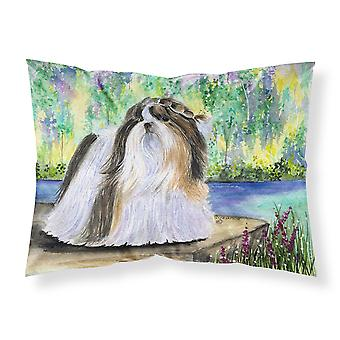Carolines Treasures  SS8329PILLOWCASE Shih Tzu Moisture wicking Fabric standard