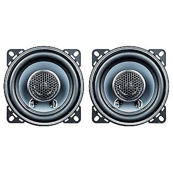Coaxial speakers 10cm 2-way coax fits Ford, Opel and Saab PG audio