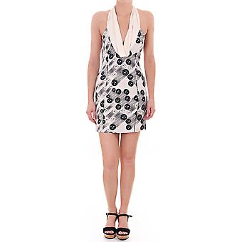 Diesel Womens Halter Dress With Print