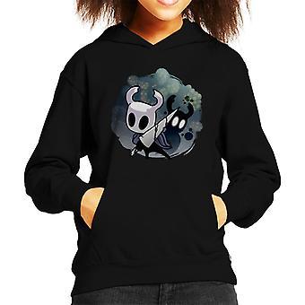 Hollow Knight Shadow Kid's Hooded Sweatshirt