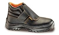 7245B 36 Beta Size 35/36 Lace-up Full-grain Leather Ankle Shoe Waterproof