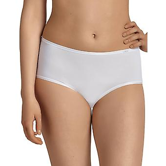 Anita 1318-006 Women's Comfort White Cotton Full Panty Highwaist Brief