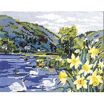 Wales Needlepoint Canvas